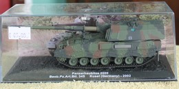 Maquette Panzerhaubitze 2000 - Voertuigen