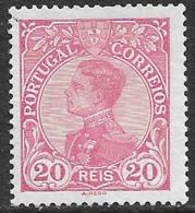 1910 – King Manuel II 20 Réis - 1910 : D.Manuel II