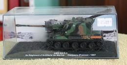 Maquette AMX  AU F-1 - Veicoli