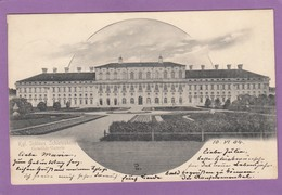 KGL. SCHLOSS SCHLEISSHEIM,GEMÄLDE GALERIE UM 1904. - Allemagne