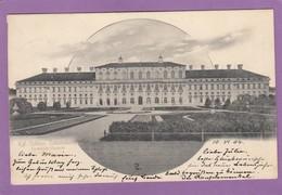 KGL. SCHLOSS SCHLEISSHEIM,GEMÄLDE GALERIE UM 1904. - Alemania
