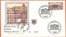 GERMANIA - GERMANY - Deutschland - ALLEMAGNE - 1990 - Europa Cept - FDC - Bonn - Europa-CEPT