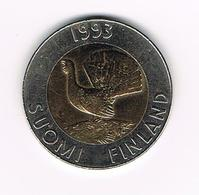 //  FINLAND  10 MARKKAA  1993 - Finlande