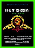 AFFICHE DE CINÉMA - VIL DU HA' HOVEDROLLEN ? - GO-CARD 1997 No 2582 - - Affiches Sur Carte