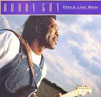 Buddy Guy- Feels Like Rain - Cassettes Audio
