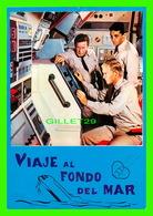 AFFICHE DE CINÉMA - VOYAGE AU FOND DES MERS - VIAJE AL FONDO DEL MAR - - Affiches Sur Carte