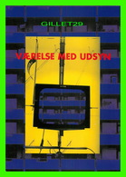 AFFICHE DE CINÉMA - VUE AVEC VUE - VAERELSE MED UDSYN - GO-CARD 1997 No 2589 - - Affiches Sur Carte