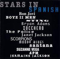 Artistes Variés- Stars In Spanish - Cassettes Audio