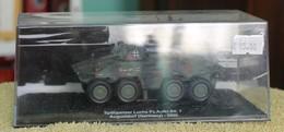 Maquette Spähpanzer Luchs Pz.Aufkl.Btl.7 - Vehicles