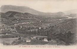 05 - SERRES -  Vallée Du Buëch, Vue Prise De Saumane - Andere Gemeenten