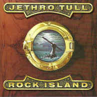 Jethro Tull- Rock Island - Cassettes Audio