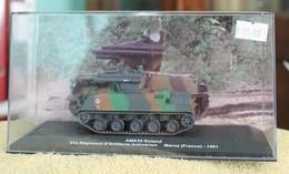 Maquette AMX30 Roland - Véhicules