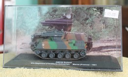 Maquette AMX30 Roland - Veicoli