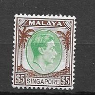 1948 MH Singapore Mi 20A - Singapur (...-1959)