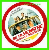 """AFFICHE DE CINÉMA - """" SET FOR LEFT THAT IS A SWEDISH """" - GO-CARD 2003 No 6812 - - Affiches Sur Carte"""
