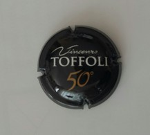 TOFFOLI  50°  Capsule Italian Wine - Spumanti