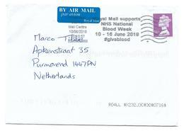Cover GB Cancelled National Blood Week - Geneeskunde