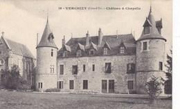 Côte-d'Or - Verchizy - Château & Chapelle - France