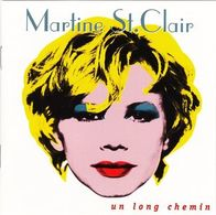 Martine St Clair- Un Long Chemin - Cassettes Audio