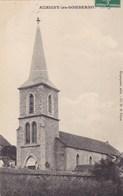 Côte-d'Or - Aubigny-les-Sombernon - L'église - France