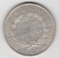 PIASTRE DE COMMERCE EN ARGENT 1924    - 012 - France
