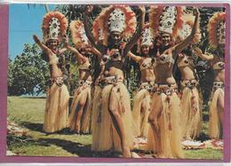 TAHITI Le Groupe Etoile De Paulette Vienot - Tahiti