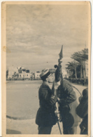 Cérémonie Militaire En Tunisie - Photo Ancienne - Oorlog, Militair