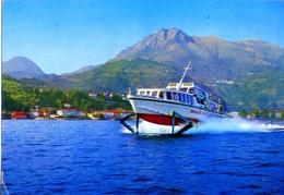 Aliscafo - Formato Grande Viaggiata Mancante Di Affrancatura – E 12 - Altri