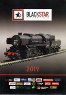 Catalogue BLACKSTAR (A.C.M.E.) 2019 Modelli Esclusivi HO 1/87 - En Italien - Livres Et Magazines