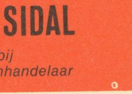 """BELGIUM APPELS 1968 (Postal Stationery 2 F, PUBLIBEL 2237 V. VARIETY: Small """"island"""" At The Bottom Of The Design - Stamped Stationery"""