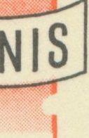 BELGIUM BRUGGE T 1 SC 1963 (Postal Stationery 2 F, PUBLIBEL 1960) VARIETY: Broken Frameline Of The Design - Stamped Stationery