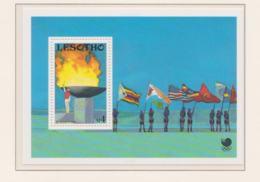 Lesotho 1988 Seoul Olympic Games Souvenir Sheet MNH/** (H55) - Ete 1988: Séoul