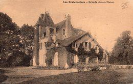 Erbrée (35) - Château Les Bretonnières. - France
