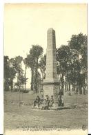 62 - SAINT OMER / MONUMENT COMMEMORATIF Du 8è REGIMENT D'INFANTERIE - Saint Omer