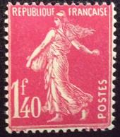 N° 196  NEUF * AVEC  CHARNIÈRE ( LOT:664 ) - 1906-38 Sower - Cameo
