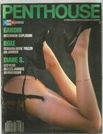 PENTHOUSE ,le Magazine De L'homme De Demain , édition Française , N° 33 , 1987 , Frais Fr 6.45 E - Bücher, Zeitschriften, Comics