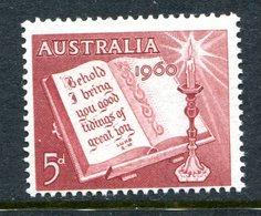 Australia 1960 Christmas MNH (SG 338) - Mint Stamps