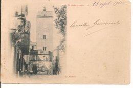 L120B_542 - Montauban - Le Beffroi - Carte Précurseur - Montauban
