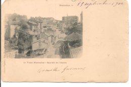 L120B_544 - Le Vieux Montauban - Quartier De L'Oulette - Carte Précurseur - Montauban