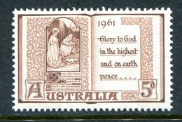 Australia 1961 Christmas MNH (SG 341) - Mint Stamps