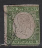 1861 5 C. US II Scelta - Sardegna