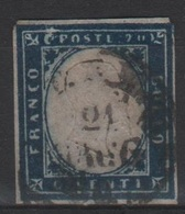 1861 20 C. US - Sardegna