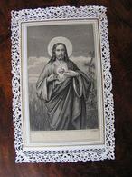 Holy Card Image Pieuse Canivet Dopter 198 Sacré Coeur  Ref 3 - Images Religieuses