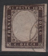 1861 10 C. US - Sardegna
