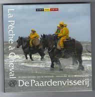 BELGIE -BELGIQUE EUROMUNTEN BU-set 2014  - De Paardenvisserij - Belgique