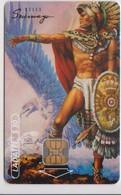 #11 - MEXICO-30 - INDIAN - EAGLE - Mexico