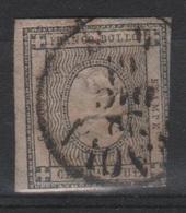 1861 Francobolli Per Stampati 2 C. US - Sardegna