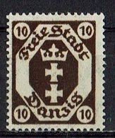 Danzig 1921 // Mi. 74 ** - Dantzig