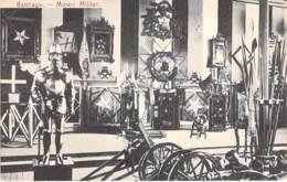 CHILE Chili  : SANTIAGO : Museo Militar - CPA - AMERIQUE DU SUD South America Sudamerica (Militaria ) - Chile