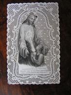 Holy Card Image Pieuse Canivet Bouasse Lebel Ref 9 - Devotion Images